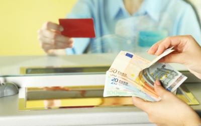 Las multas de Hacienda por ingresar o sacar dinero no justificado en el banco